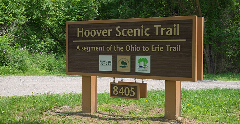 Hoover Scenic Trail - Preservation Parks of Delaware County